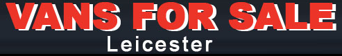 Vans For Sale Leicester Logo